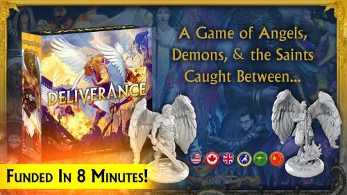 Deliverance: The Game of Spiritual Warfare