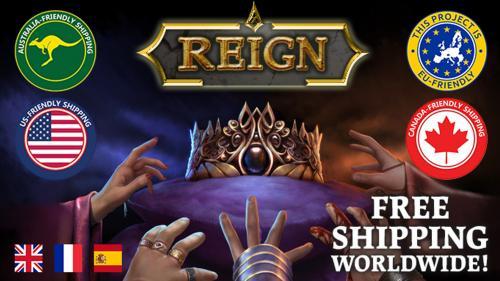 Reign: Diplomacy, Deception, Domination