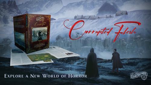 The Dark Histories vol. I: Corrupted Flesh for 5e, 3e & STF