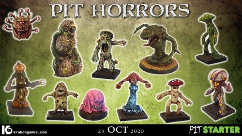 Out of the Pit: Horrors