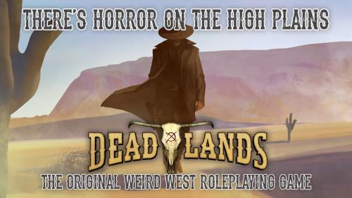 Deadlands: the Weird West