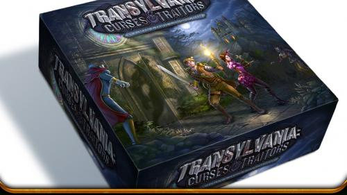 Transylvania: Curses & Traitors