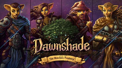 Dawnshade: The Watchers Prophecy