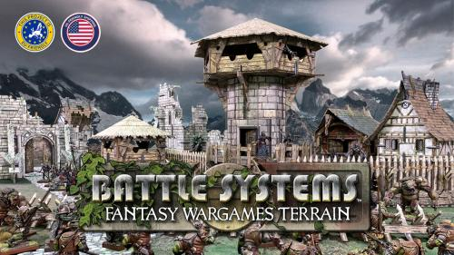 Fantasy Wargames Terrain from Battle Systems™