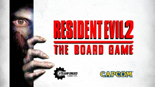 Resident Evil™ 2 - The Board Game