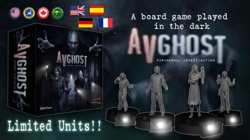 AVGhost Paranormal Investigation (limited units)