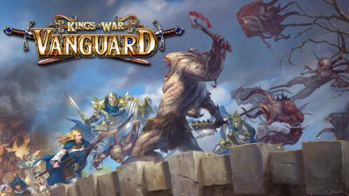 Kings of War: Vanguard - the fantasy skirmish wargame