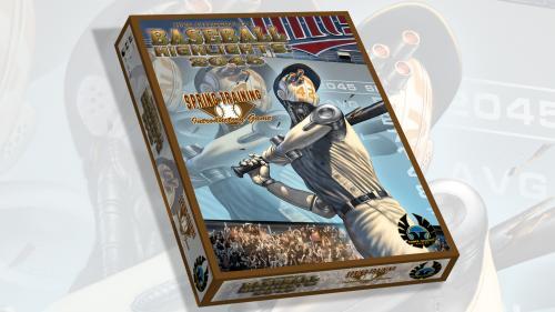 Baseball Highlights 2045: SPRING TRAINING!!!