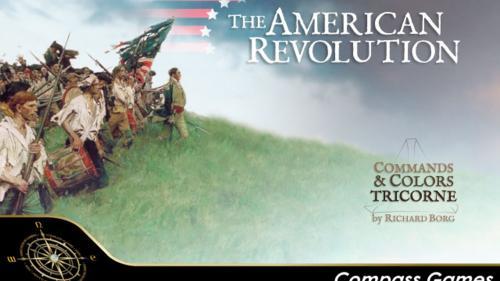 Commands & Colors: Tricorne - The American Revolution