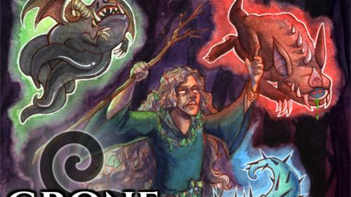 Crone: A Tabletop Roleplaying Card Game