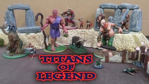 Titans of Legend