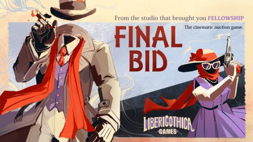Final Bid: The Cinematic Auction Game