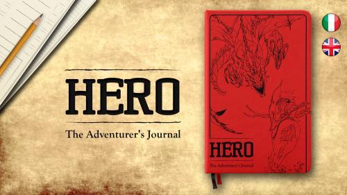HERO - The Adventurer s Journal