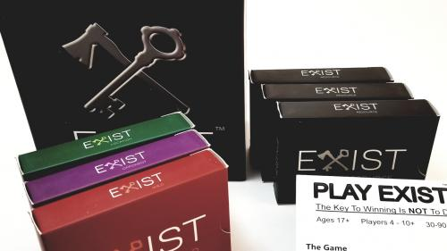 EXIST - The Key to Winning Is NOT to Die!