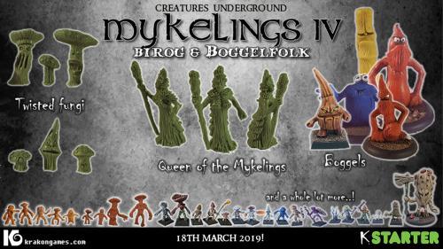 Creatures Underground: Birog and Boggelfolk
