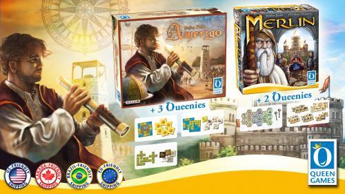 Amerigo & Merlin