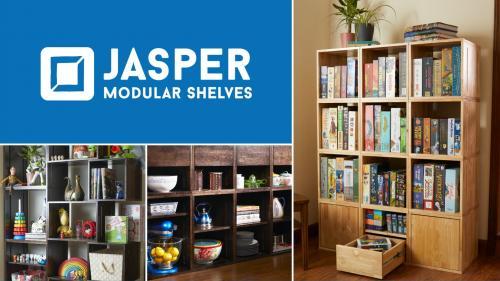 Jasper Modular Shelves