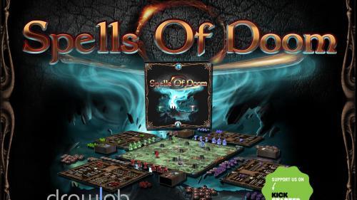 Spells of Doom: The Boardgame