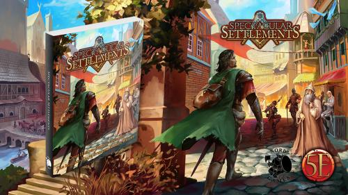 Spectacular Settlements for 5th Edition!