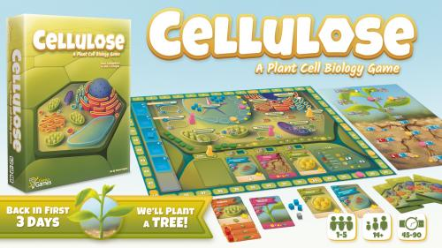 Cellulose: A Plant Cell Biology Game