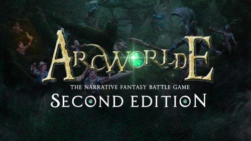 ArcWorlde: Second Edition