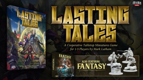 Lasting Tales: A Fantasy Miniatures Game