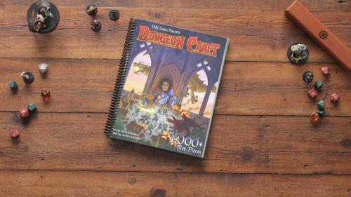 Dungeon Craft: Build your own battle maps!