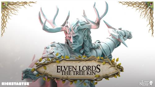 Elven Lords - The Tree Kin