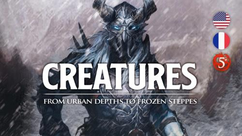 Creatures: Complete Monster Compendium for 5E