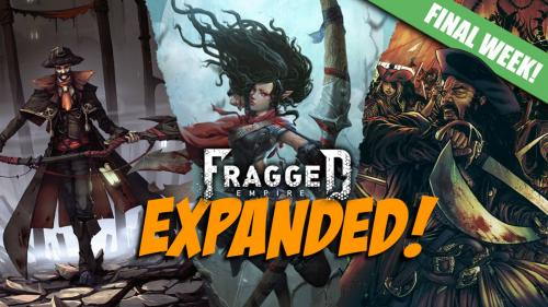 Fragged Empire RPG: Expanded.