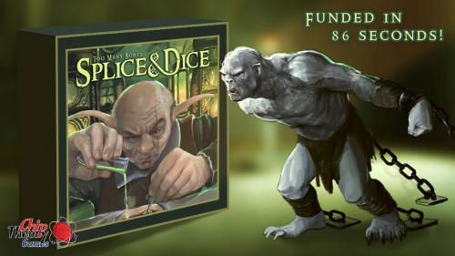 Too Many Bones: Splice & Dice + Series Reprint