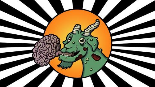 Zombie Circus Goats