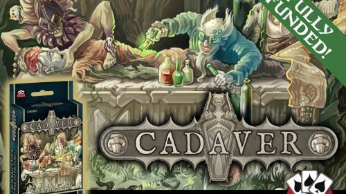 Cadaver - A Card Game For Aspiring Necromancers