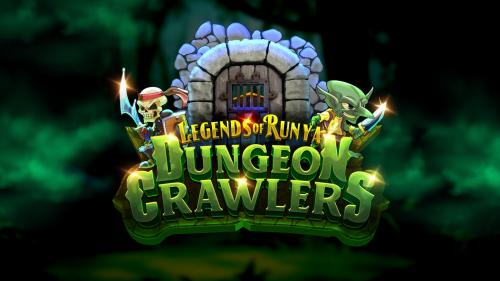Dungeon Crawlers - Legends of Runya Series 1 to 8 Players