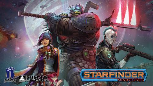 Starfinder Masterclass Miniatures