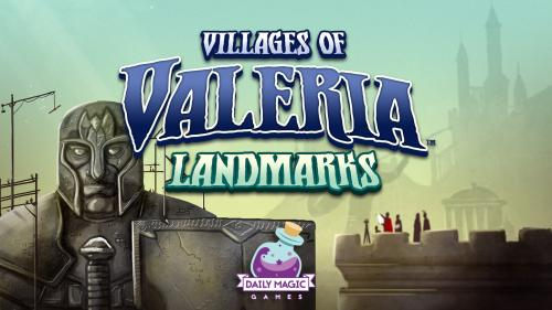 Villages of Valeria: Landmarks