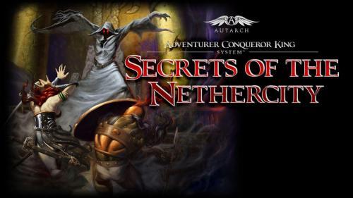 Secrets of the Nethercity