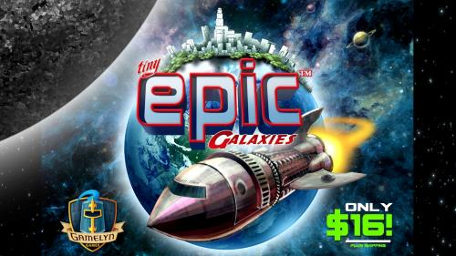 Tiny Epic Galaxies - The Universe In Your Pocket!