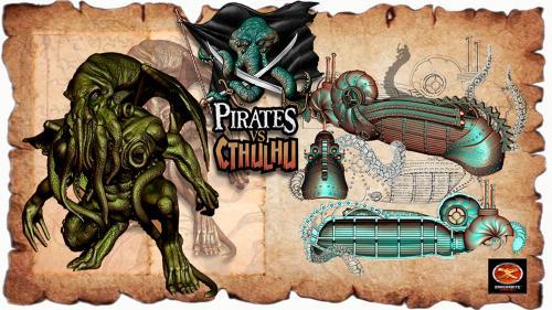Pirates VS Cthulhu