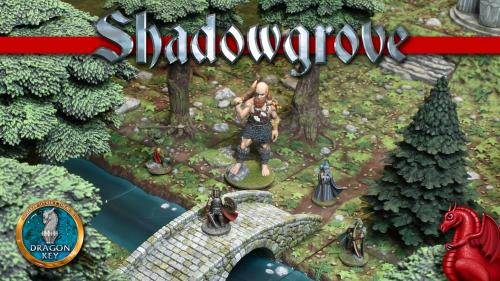DRAGONLOCK: Shadowgrove Forest