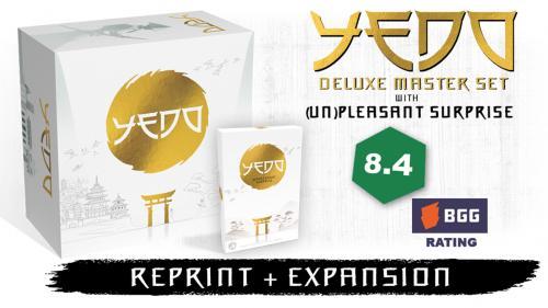 Yedo Deluxe Master Set - Reprint