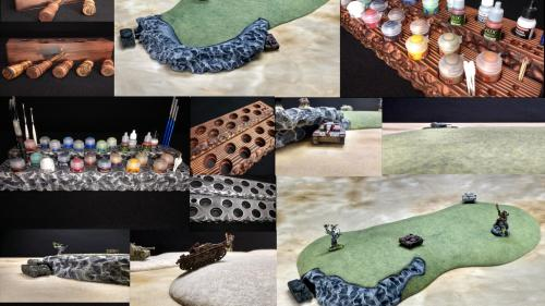 Sic Creations Inc Terrain & Table top Accessories F.1