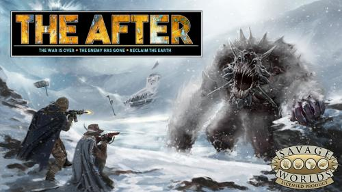 The After: Post-Apocalyptic Action for Savage Worlds