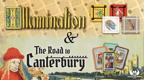 Illumination & The Road to Canterbury by Alf Seegert