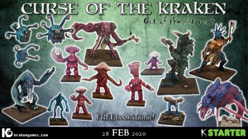 Out of the Pit: Curse of the Kraken