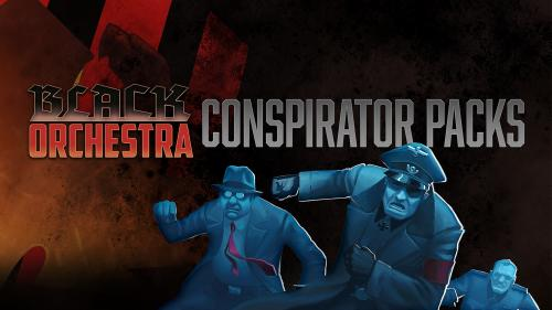 Black Orchestra Conspirator Packs