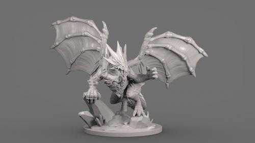 The Lost Dragons: 3D Printable Fantasy Dragons
