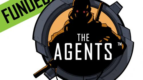 THE AGENTS - A Double-edged Cards Game
