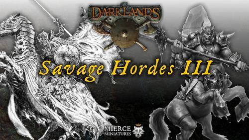 Darklands: Savage Hordes III