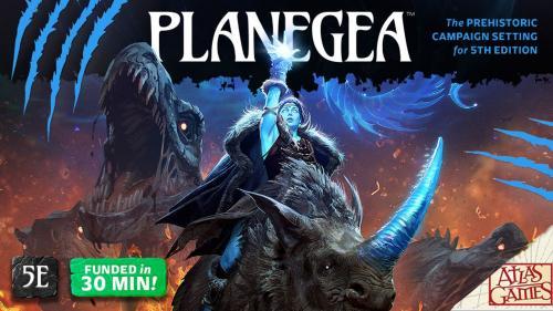 Planegea: The Prehistoric 5th Edition Campaign Setting